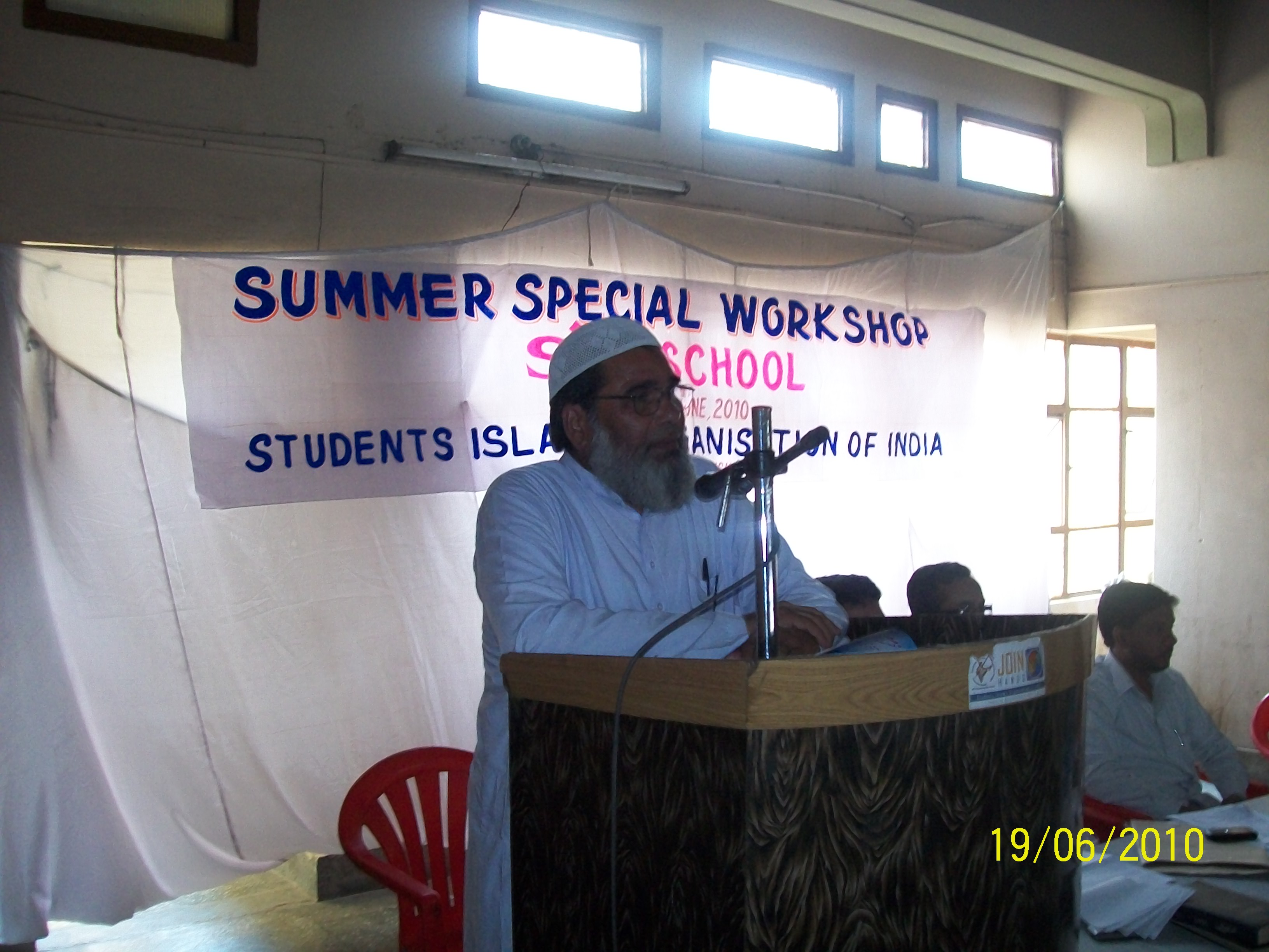 Summer Special Workshop-Lucknow
