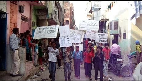 Anti Alcohol Rally a great success | SIO Delhi