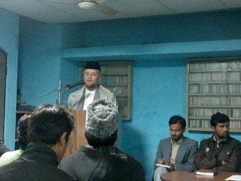 Role of Muslim Students and Youth-special Program | Delhi zone