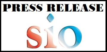Press Release SIO India