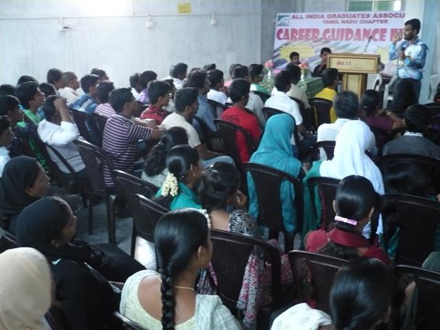 SIO Mettupalayam Tamilnadu Career Expo