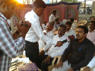SIO Tiruppur protests against Liquor sale