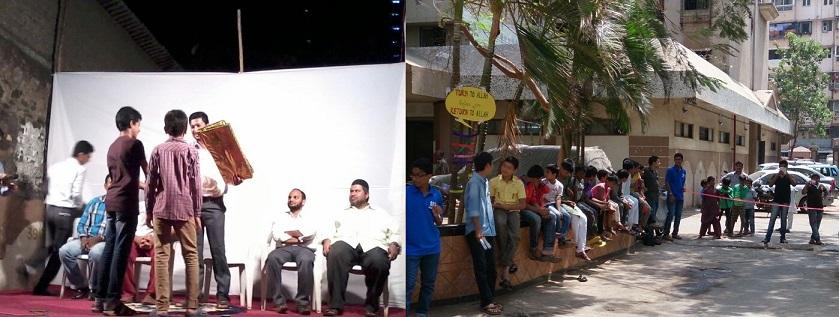 Children Festival organised by SIO Arab Lane in Mumbai
