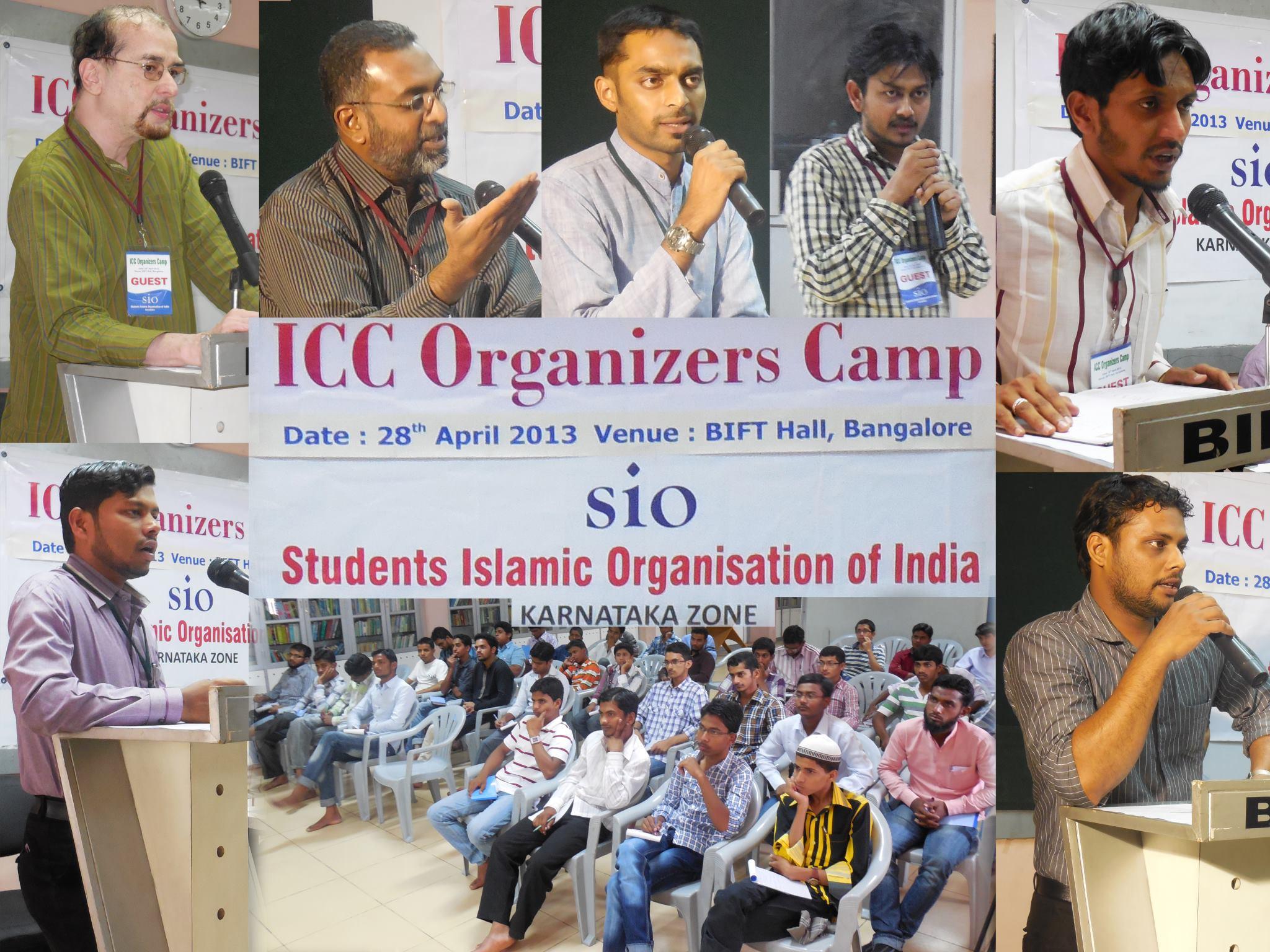 Islamic Children Circle Camp by SIO Karnataka