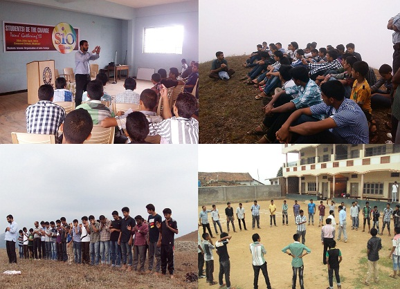 Students for the Change by SIO Coorg