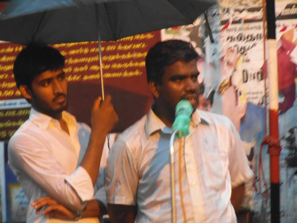 Educational Awareness Meet by SIO Vuraiyur Tamilnadu