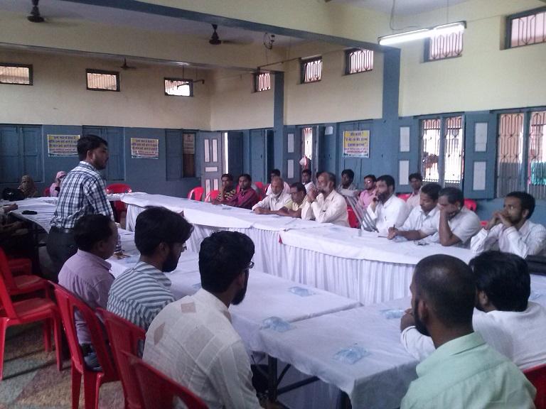 Teachers Meet by SIO Jabalpur