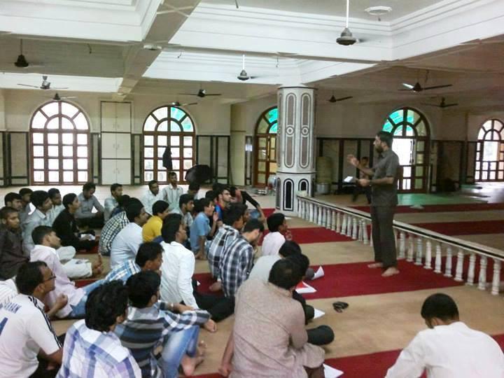 Divisional Tazkiyah Program by SIO Mumbai