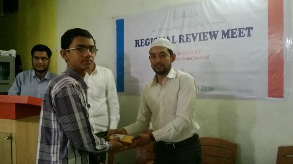 Regional Review Meets in Maharashtra North Zone