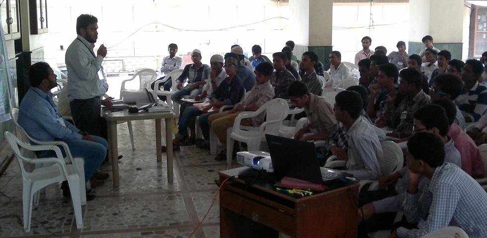 Campus Leaders Workshop by SIO Mumbai