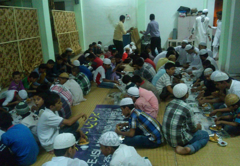 Eid Party and IFC Quran Competition's Prize Distribution held in Mumbra