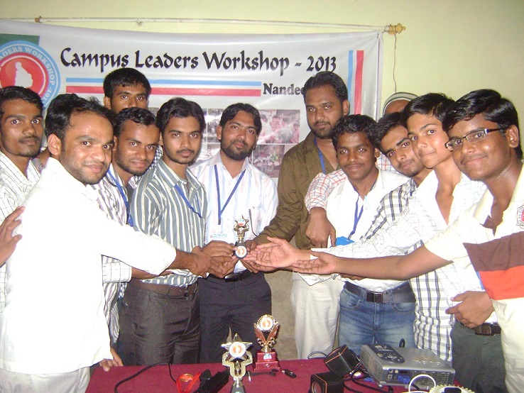 SIO Maharashtra South conducted Regional Campus Leaders Workshop