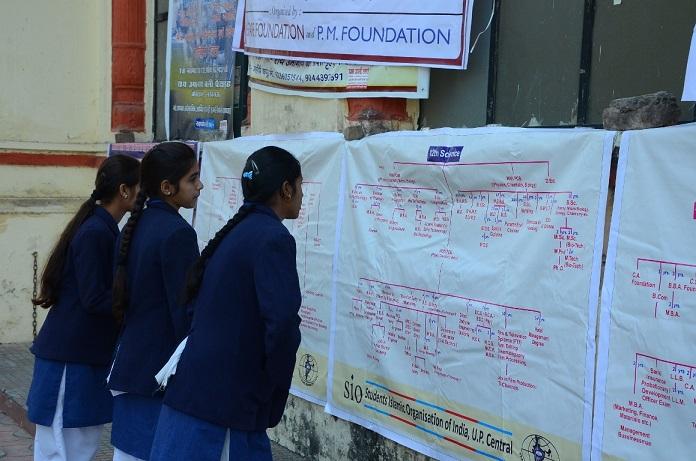 Career Expo Students Islamic Organisation of India Uttar Pradesh