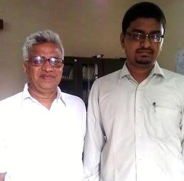 Prof. Ramu Manivannan appreciates SIO's efforts