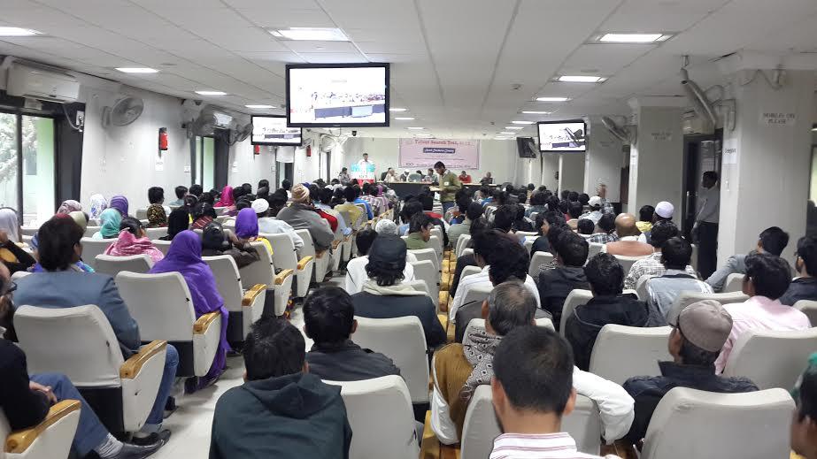 SIO Bihar's Talent Search Test 2013