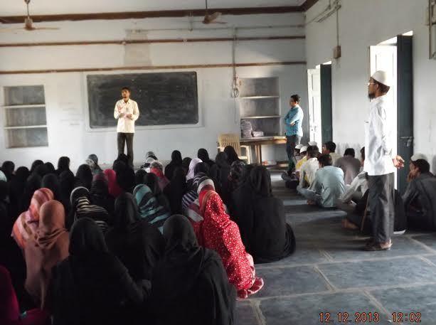 SIO Kurnool's campus lectures