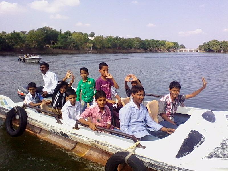 SIO Latur Maharashtra organized a one day picnic for the associates of IFC