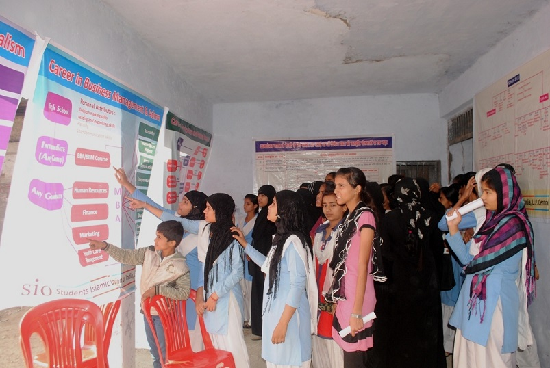 Talent Search For Shaping The Future at Fatehpur SIO UP Central Zone