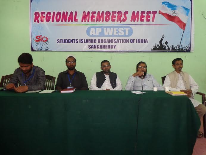 Kaleem Ahmed Khan elected President of SIO AP West