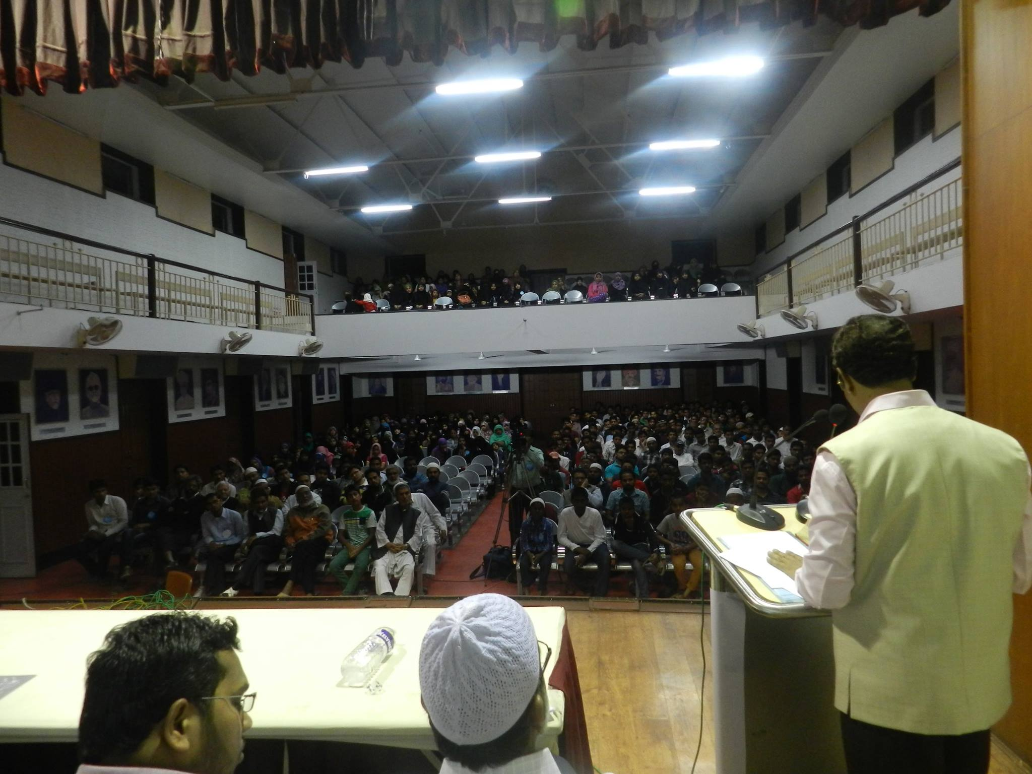 Youth 4 Morality Campaign observed by SIO Pune