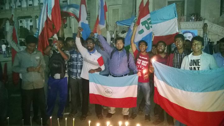 SIO Hyderabad welcomes Telangana decision