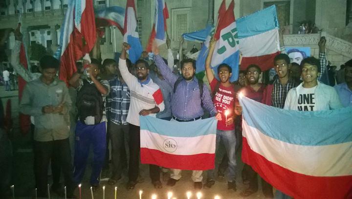 SIO Hyderabad welcomes Telangana decision