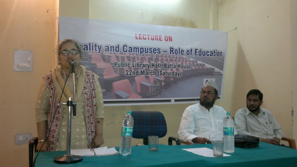 Morality is a relative concept and it is situational – Prof. Neelam Sukhramani