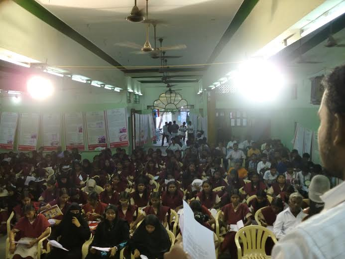 SIO Tamil Nadu runs an Educational Caravan in Southern Districts of the State