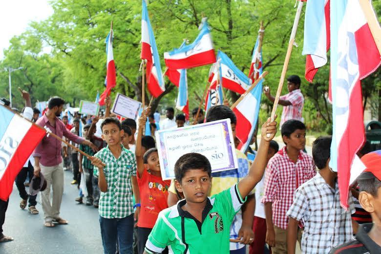 SIO Tamil Nadu Celebrates Junior SIO Fest2
