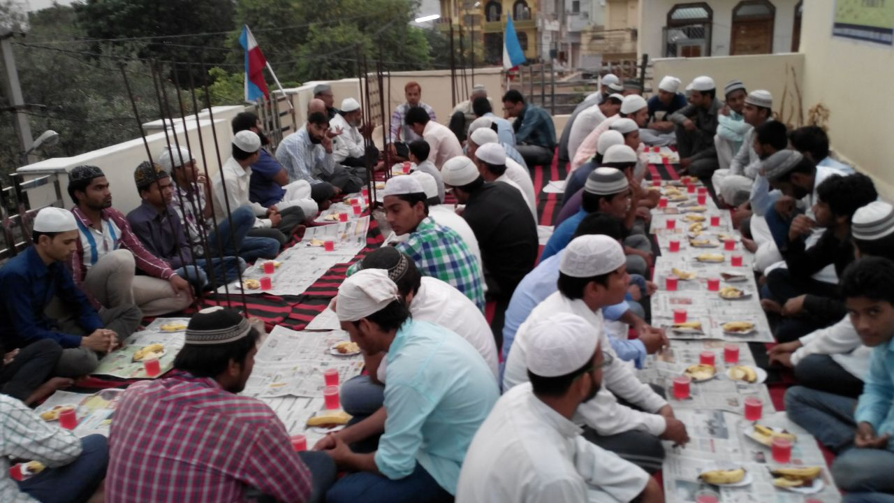 Iftar Party by Sio Kota Rajasthan