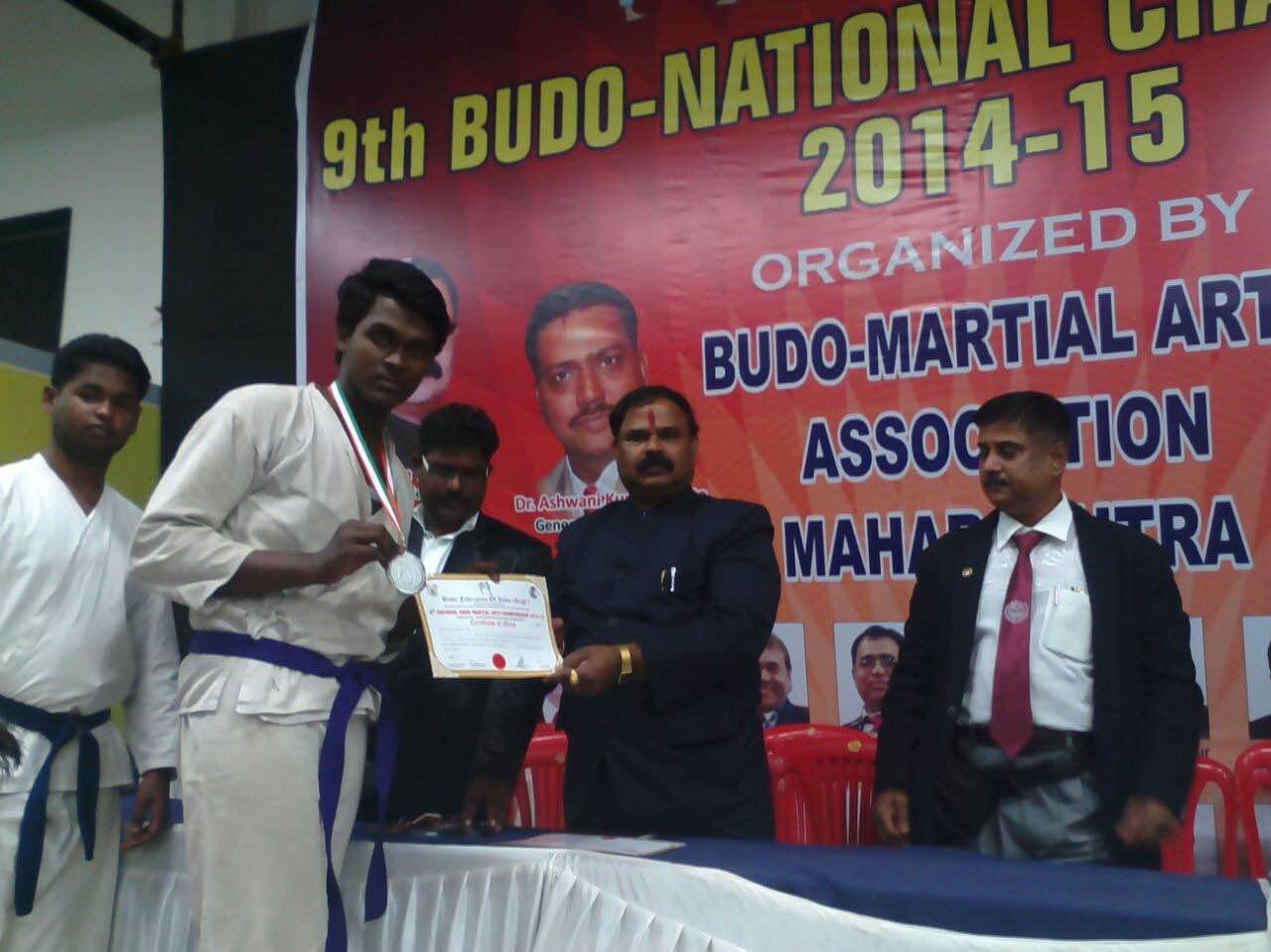 SIO Associate won National Level Championship
