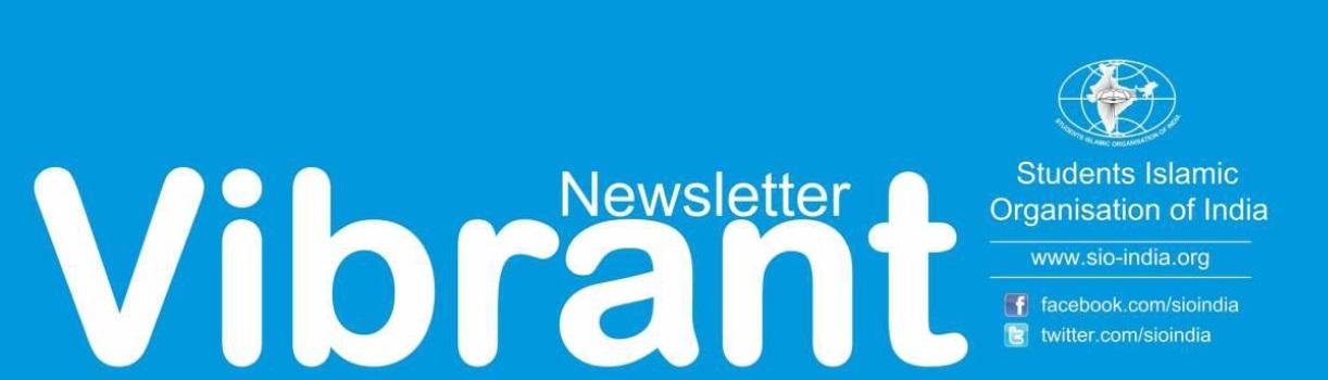 Vibrant Newsletter