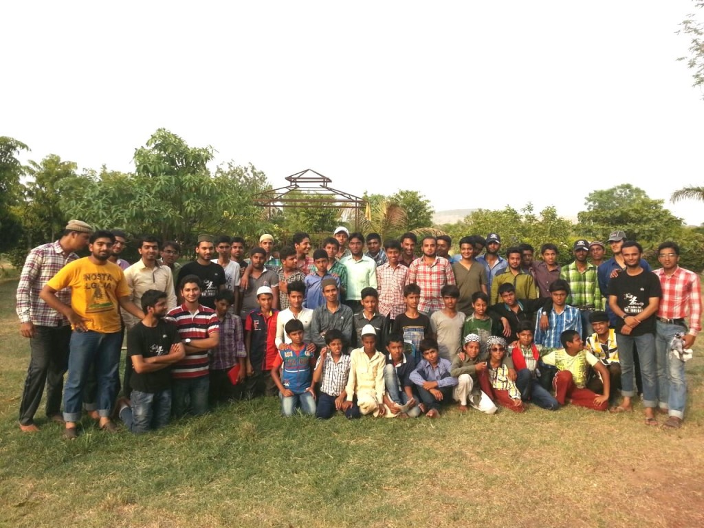 4-Day Vacation Camp organized at Nagpur