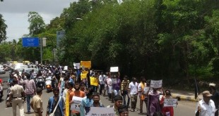 SIO in Solidarity with FTII Pune against the unfair Appointment
