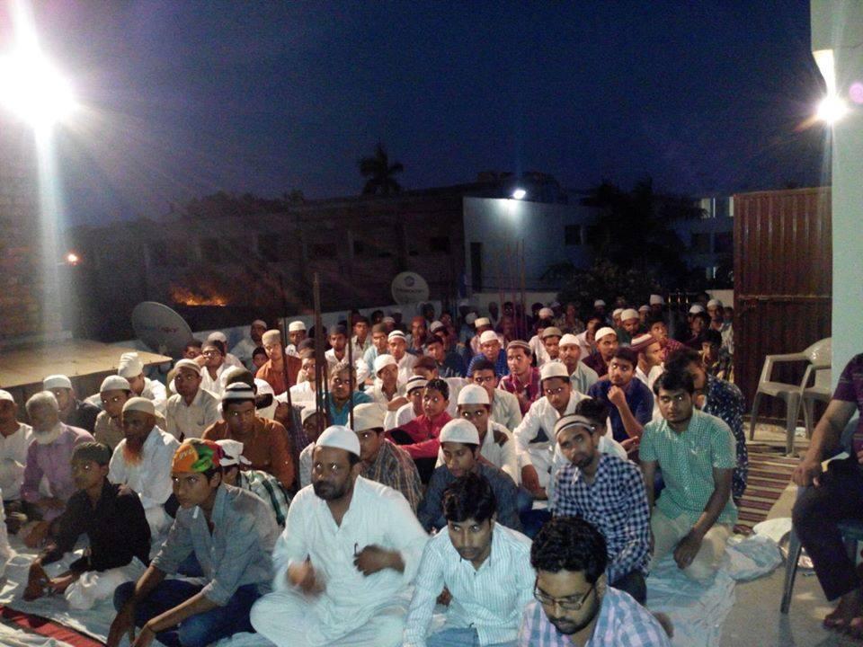 Yaum-e-Badr & Iftar Program by SIO Kota