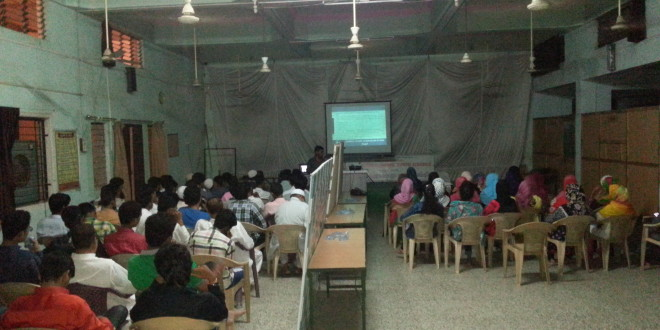 Scholarship Guidance Program conducted by SIO Nagpur