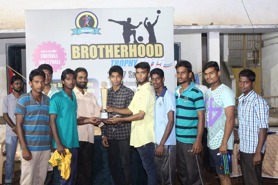 Football and Volleyball tourney organized by SIO Tamilnadu