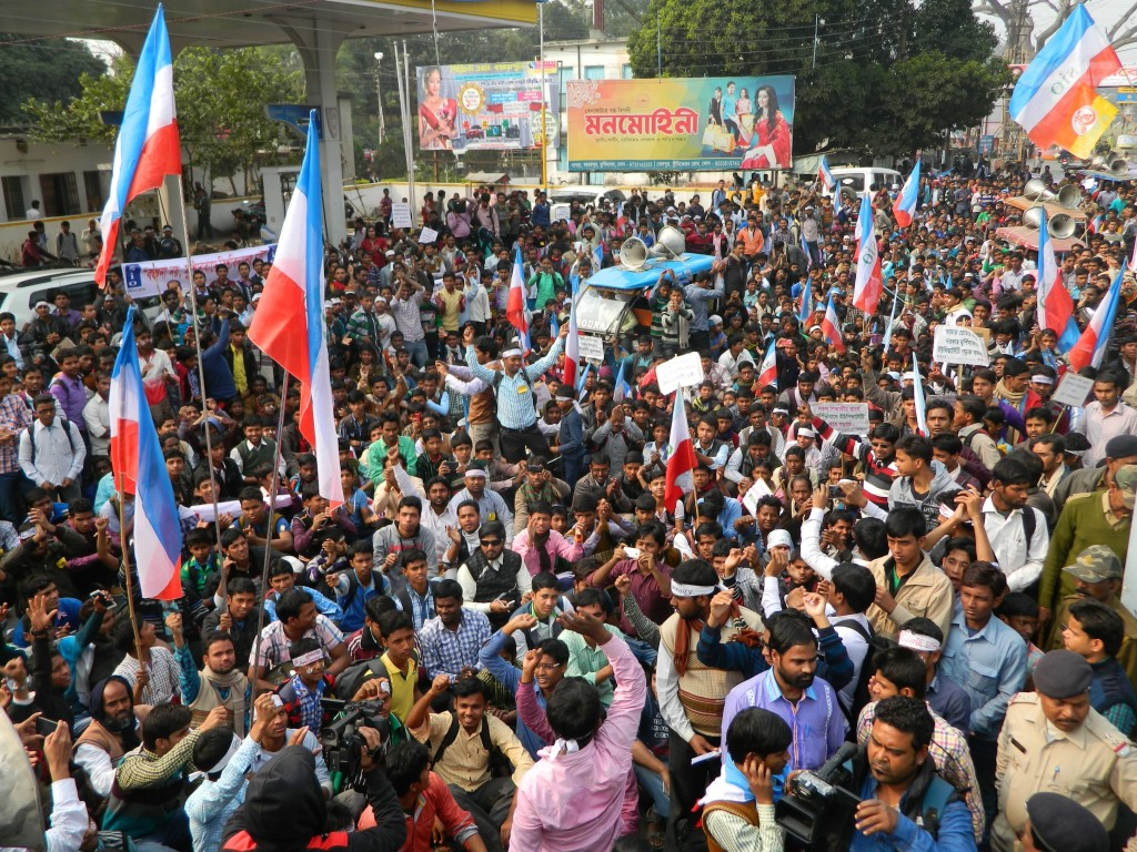SIO Demands for university in Murshidabad District of West Bengal