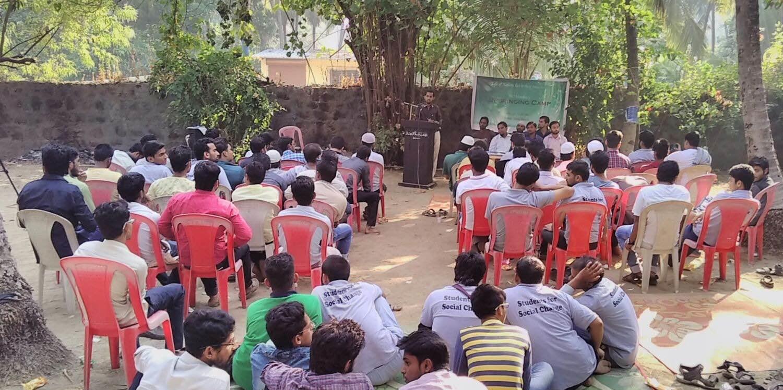 SIO Mumbai Preparing their Members for coming year