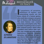 Muhammed-the messenger of peace - ALPHONSE DE LAMARTAINE