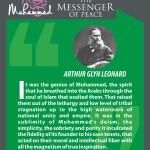 Muhammed-the messenger of peace - ARTHUR GLYN LEONARD