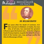 Muhammed-the messenger of peace - DR. WILLIAM DRAPER