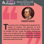 Muhammed-the messenger of peace - EDWARD GIBBON