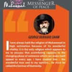 Muhammed-the messenger of peace - GEORGE BERNARD SHAW 1