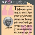 Muhammed-the messenger of peace - J.L. NEHRU