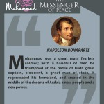 Muhammed-the messenger of peace - NAPOLEON BONAPARTE