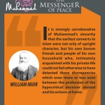 Muhammed-the messenger of peace - WILLIAM MUIR
