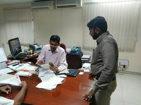 SIO Telangana met state education representative over New Education Policy