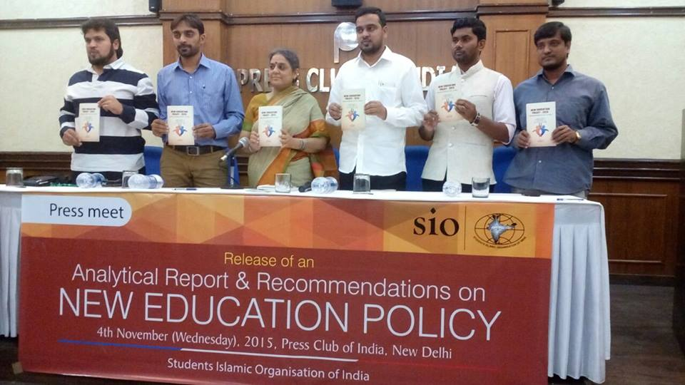 New Education Policy Unveiled at Delhi