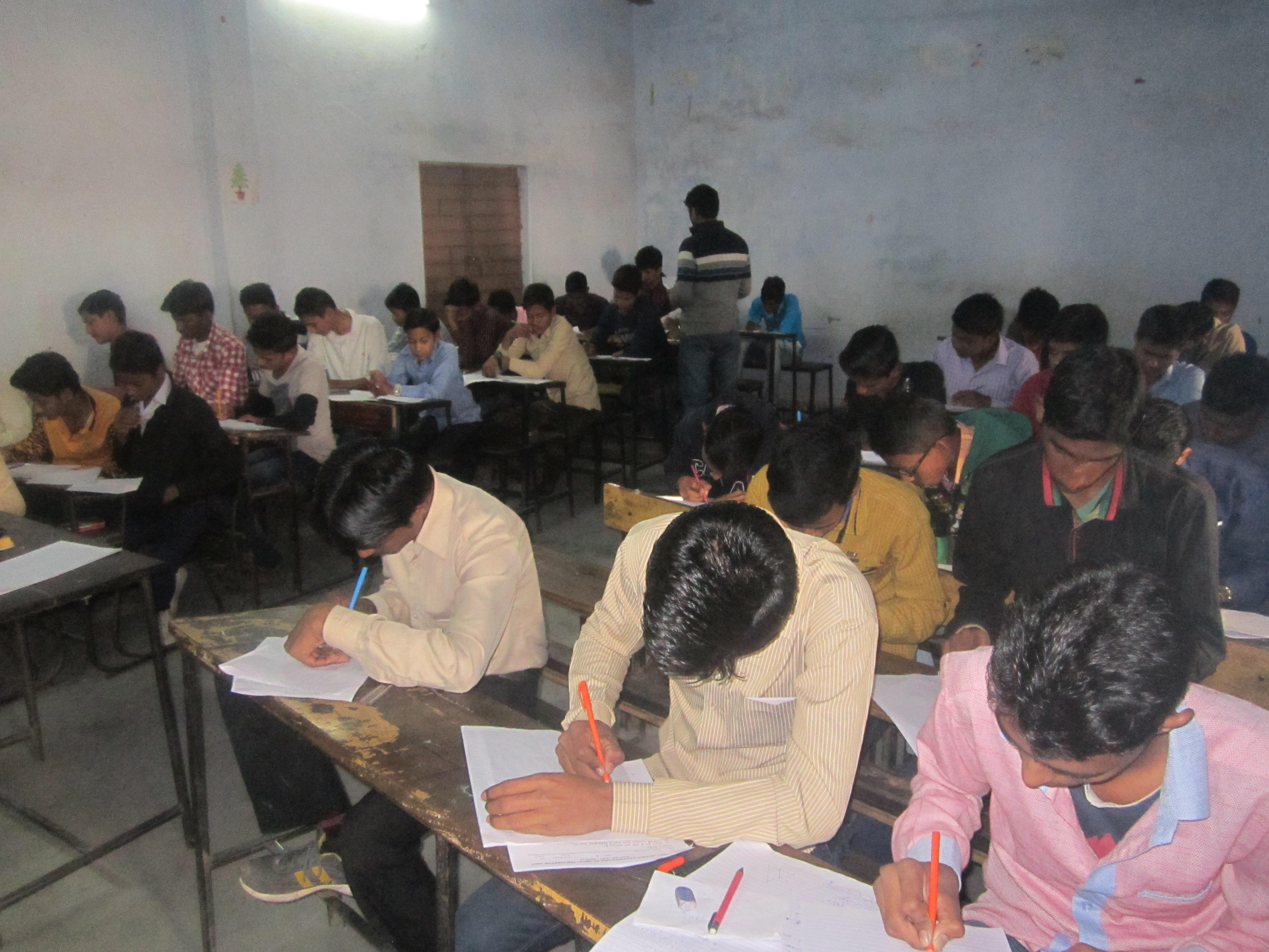 Master Test Series by SIO Jamshedpur